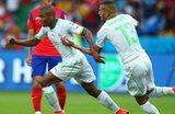 Алжир переигрывает Южную Корею