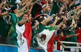 Мексиканцы подарили фанам праздник, fansided.com