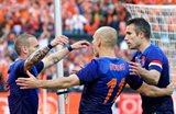 Ударная сила сборной Нидерландов, onze11.nl