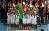 Филипп Лам поднимает Кубок мира