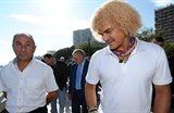 Освальдо Ардилес и Карлос Вальдеррама, Getty Images