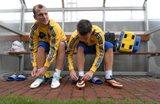 Зозуля и Коноплянка, фото Ильи Хохлова, Football.ua