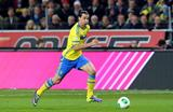 Ибрахимович принес Швеции победу, Getty Images