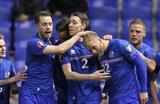 Гудйонсен вывел Исландию вперед, Getty Images