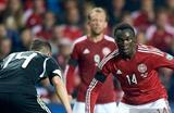 Дания не взломала оборону Албании, getty images