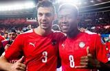 Александар Драгович и Давид Алаба, uefa.com