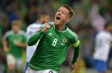 Стив Дэвис выводит Северную Ирландию на чемпионат Европы, Getty Images