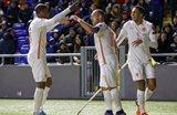 Вейналдум и Снайдер отметились забитыми голами, фото Getty Images