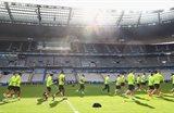 Тренировка сборной Германии, Getty Images