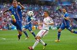 Фото с матча, getty images