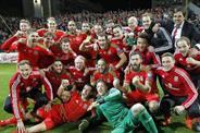 Сборная Уэльса, Getty Images
