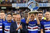 Сампдория взяла трофей имени Риккардо Гарроне, фото sampdoria.it