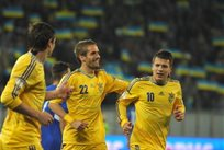 Сан-Марино — Украина 0:8