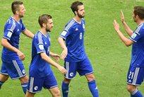 Сдержанная радость боснийцев