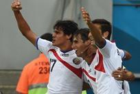 Коста-Рика пишет историю...