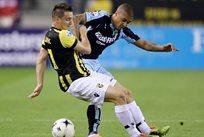 Олейник отыграл весь матч, Getty Images