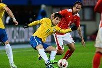 Австрия — Бразилия 1:2