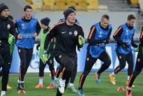 Тренировка Шахтера, фото Богдана Заяца, Football.ua