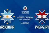 Копа Америка — 2015. Аргентина — Парагвай 2:2