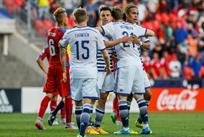 Евро-2015 (U-21). Чехия  — Дания 1:2