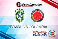 Копа Америка — 2015. Бразилия — Колумбия 0:1