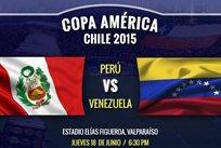 Копа Америка — 2015. Перу — Венесуэла 1:0