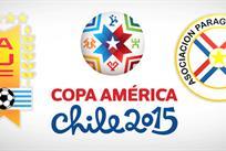 Копа Америка — 2015. Уругвай — Парагвай 1:1
