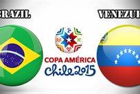 Копа Америка — 2015. Бразилия — Венесуэла 2:1