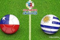 Копа Америка — 2015. Чили — Уругвай 1:0