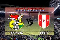 Копа Америка — 2015. Боливия — Перу 1:3