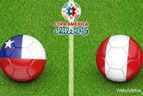 Копа Америка — 2015. Чили — Перу 2:1