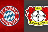 Бавария — Байер 3:0