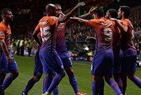 Селтик — Манчестер Сити 3:3
