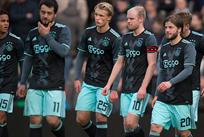 Аякс проиграл Копенгагену, ajax.nl