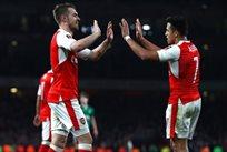 Арсенал расправился с Линкольном, Getty Images