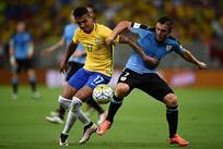 Бразилия разобралась с Уругваем, Getty Images