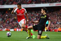 Арсенал и Манчестер Сити не выявили сильнейшего, Getty Images