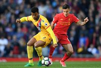 Ливерпуль проиграл Кристал Пэласу, Getty Images