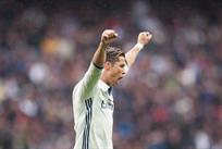 Криштиану Роналду оформил хет-трик, фото Getty Images