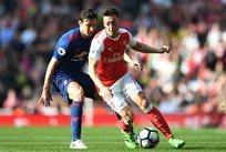 Арсенал справился с МЮ, Getty Images