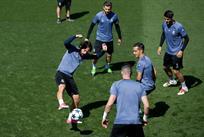 Иско сделал финт Зидана на глазах тренера Реала