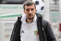 Вячеслав Шарпар - автор единственного гола, фк ворскла