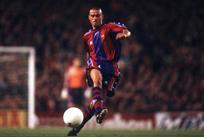 Луис Энрике решился на переход из Реала и в Барселону, Getty Images