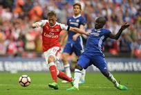 Арсенал - Челси, Getty Images
