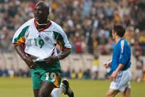 Папа Буба Диоп забил один из главных голов Сенегала, Getty Images