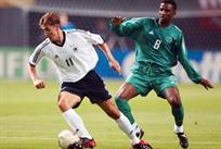 Сборная Германии начала ЧМ-2002 с 8 забитых голов, Getty Images
