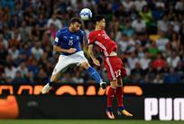 Италия забила пять голов Лихтенштейну, Getty Images