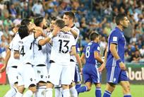 Албания разгромила Израиль, jpost.com