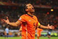 Прощальный гол ван Бронкхорста стал самым памятным в его карьере, Getty Images