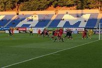 Олимпик — Верес 0:0 Видео не забитого пенальти и обзор матча